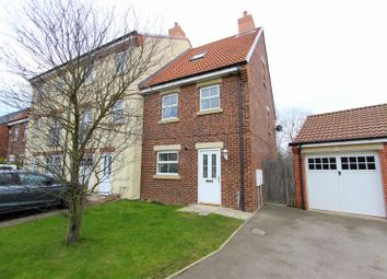 Thumbnail 4 bed semi-detached house to rent in Merrybent Drive, Merrybent, Darlington