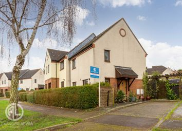 Thumbnail 2 bed end terrace house for sale in Warren Close, Letchworth Garden City