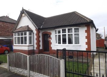 Thumbnail 2 bed bungalow for sale in St Marys Avenue, Denton, Manchester, Greater Manchester