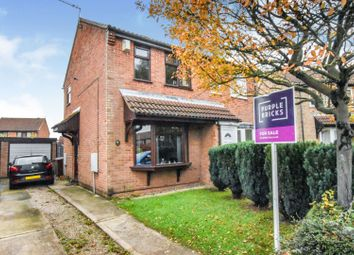 2 bed semi-detached house for sale in Beaufort Close, Lincoln LN2