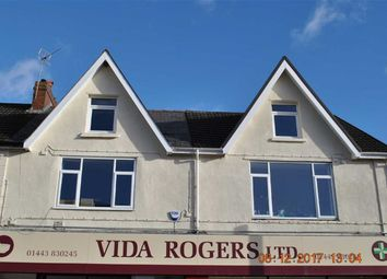 Thumbnail 2 bed flat to rent in High Street, Fleur De Lys, Gwent