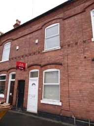 Thumbnail 3 bed end terrace house to rent in Marroway Street, Edgbaston, Birmingham