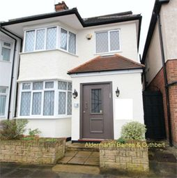 Thumbnail 4 bed semi-detached house for sale in Gainsborough Gardens, London