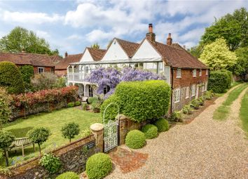 Thumbnail 5 bed semi-detached house for sale in The Green, Nettlebed, Henley-On-Thames