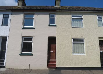 Thumbnail 1 bed terraced house for sale in Albert Street, Harwich