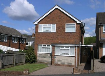 Thumbnail 3 bedroom detached house for sale in Pool Street, Woodsetton, Dudley