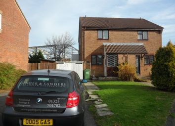 Thumbnail 2 bed semi-detached house to rent in Bramley Road, Polegate