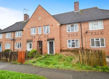 Thumbnail 3 bed terraced house for sale in Valence Road, Leicester