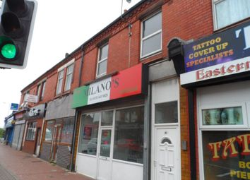 Thumbnail 2 bed flat to rent in Tranmere, Church Road, Birkenhead