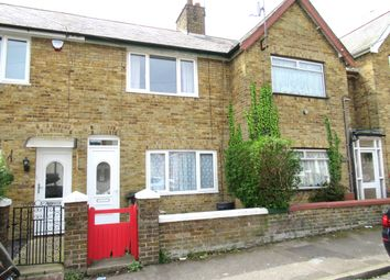 Thumbnail 2 bedroom terraced house for sale in St David's Road, Ramsgate