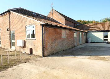 Thumbnail 2 bed barn conversion to rent in Church Meadow Lane, Alpington, Norwich Norfolk