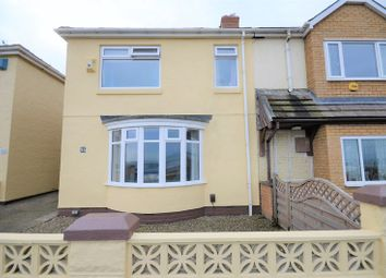 Thumbnail 3 bed semi-detached house for sale in 96 Marine Drive, Hartlepool