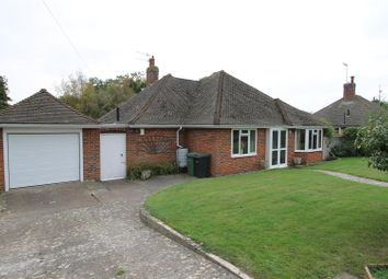 Thumbnail 2 bed detached bungalow for sale in Copse Road, Bexhill-On-Sea