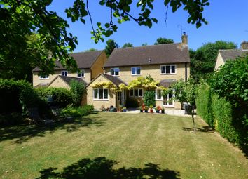 Thumbnail 5 bed property for sale in Coneygar Road, Quenington, Cirencester