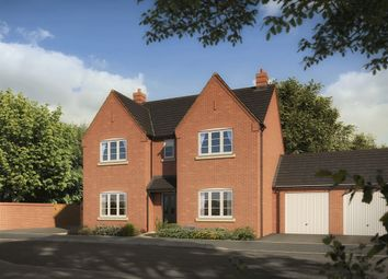 "Thumbnail 4 bed detached house for sale in ""The Clifford"" at Bosworth Avenue, Stratford-Upon-Avon"