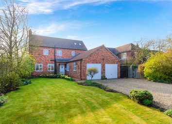Thumbnail 5 bed detached house for sale in Ancaster Lane, Oasby, Grantham