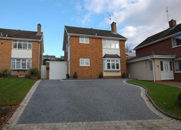 Thumbnail 3 bed detached house for sale in Coldstream Drive, Wordsley