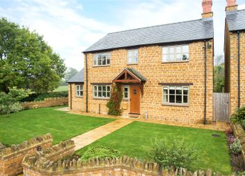 Thumbnail 4 bed detached house for sale in Chapel Close, Clifton, Oxfordshire