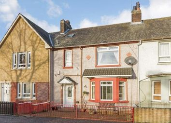 Thumbnail 3 bed terraced house for sale in Station Road, Airdrie, North Lanarkshire