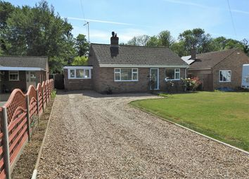 Thumbnail 2 bed detached bungalow for sale in New Bridge Road, Upwell, Wisbech