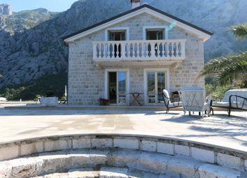 Thumbnail 2 bed villa for sale in Ljuta, Amazing Waterfront Stone Villa, Kotor Bay, Montenegro