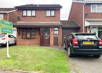 3 bed detached house for sale in Delamere Close, Castle Bromwich, Birmingham, West Midlands B36