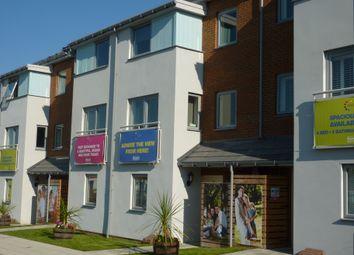 Thumbnail 4 bed terraced house to rent in Billington Grove, Ashford