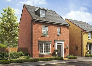 """Thumbnail 4 bed detached house for sale in """"Bayswater"""" at Magna Road, Wimborne"""