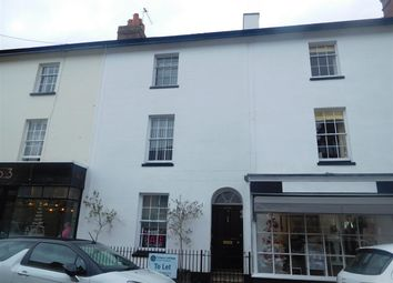 Thumbnail 3 bed terraced house for sale in Gyft House, 4 Fore Street, Topsham