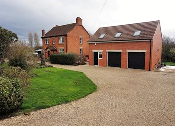 Thumbnail 3 bedroom detached house for sale in Withy Road, East Huntspill