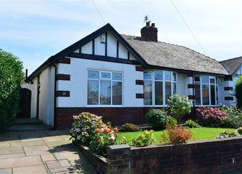Thumbnail 2 bed semi-detached bungalow for sale in Poulton Old Road, Blackpool