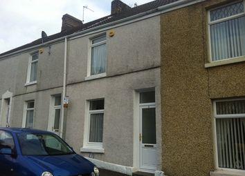 Thumbnail 2 bedroom terraced house to rent in Brynsyfi Terrace, Mount Pleasant, Swansea.
