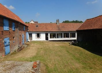 Thumbnail 4 bed property for sale in Near Dompierre Sur Authie, Somme, Picardy