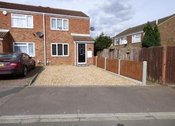 Thumbnail 2 bed end terrace house for sale in Northdale Close, Kempston, Bedford