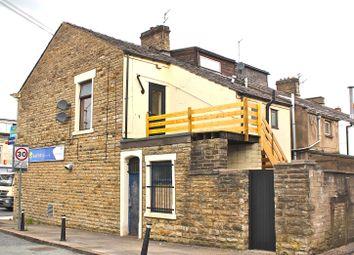 Thumbnail 2 bed flat to rent in Blackburn Road, Darwen