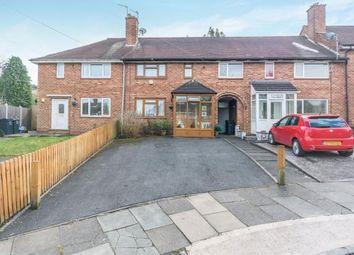 Thumbnail 2 bed terraced house for sale in Shelfield Road, Kings Heath, Birmingham, West Midlands