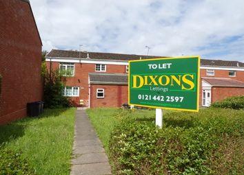 Thumbnail 3 bedroom property to rent in Millpool Gardens, Kings Heath, Birmingham