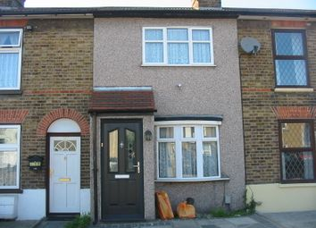 Thumbnail 2 bed terraced house to rent in Victoria Road, Romford