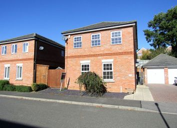 Thumbnail 4 bed detached house to rent in Fusilier Way, Weedon