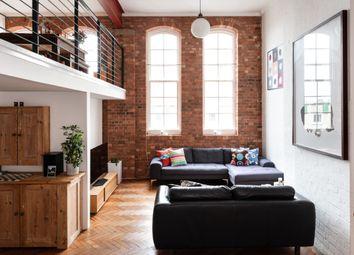 2 bed maisonette for sale in Bow Brook House, Gathorne Street, London E2
