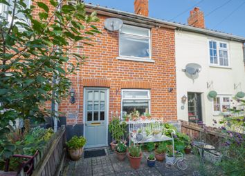 Thumbnail 2 bed terraced house for sale in Downs Place, Haverhill