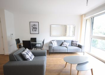 Thumbnail 2 bed flat to rent in Gothenburg Court, Greenland Place, Surrey Quays