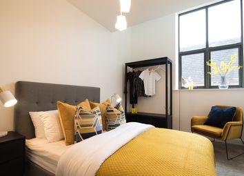 Thumbnail 2 bed flat for sale in Glen Way, Brierfield