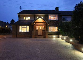 Thumbnail 5 bed semi-detached house for sale in Bell Lane, Broxbourne, Hertfordshire.