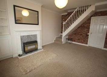 Thumbnail 2 bedroom terraced house to rent in 24 Gladstone Street, Castle, Northwich, Cheshire