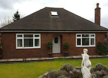 Thumbnail 3 bed bungalow for sale in Long Lane, Harriseahead, Stoke-On-Trent, Staffordshire