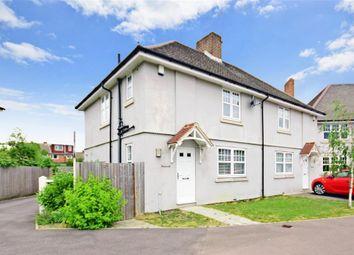 Thumbnail 3 bed semi-detached house for sale in Gladstone Place, Rainham, Essex