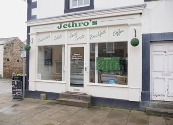 Thumbnail Commercial property for sale in Jethro's Deli, 1 Market Place, Haltwhistle