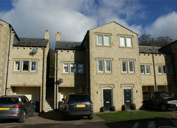 Thumbnail 4 bed end terrace house for sale in Granic Mews, Harden Road, Harden, Bingley, West Yorkshire