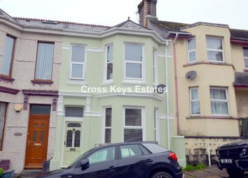 Thumbnail 5 bedroom terraced house to rent in Barton Avenue, Keyham, Plymouth